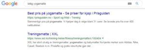 billig yogamatte søkeresultater